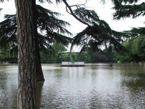 Leamington Under Water
