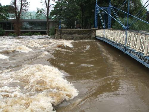 Raging River in Leamington