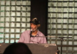 Gil Scott-Heron at Columbia College, Chicago 18th Feb 2010