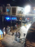Cardiff Bay, Filming Torchwood, the Dr. Who spin-off