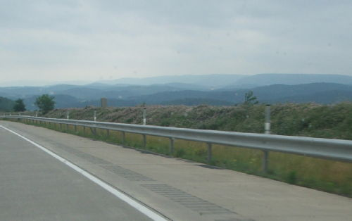Pennsylvania: Road to Altoona