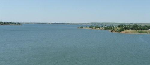Lake Wilson, Kansas