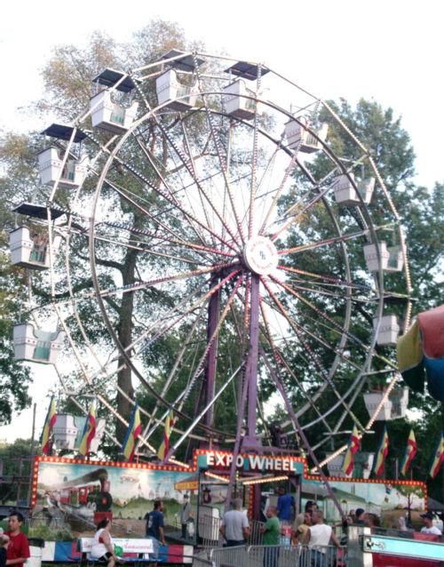 Carnival at Brazil, Indiana