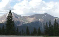 Colorado, the Continental Divide