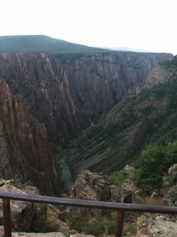 Colorado, Black Canyon of the Gunnison
