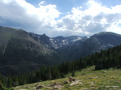 Colorado, Rockies National Park