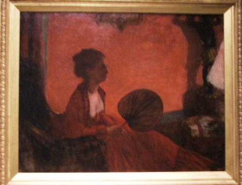 Degas - Madame Camus (1870)
