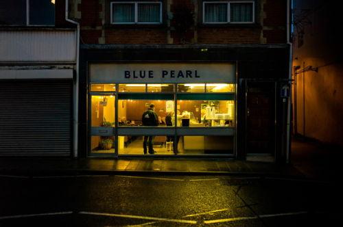 The Blue Pearl, Maesteg