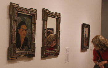 Kahlo, Frida - Fulang Chang and I at MOMA